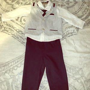 Other - Three piece suit/ baby boy (9months)